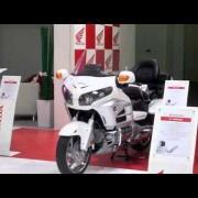 Honda Motorcycles at Dubai Motor Show