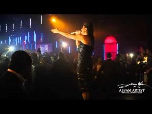 Kanika Kapoor Best Performance in dubai