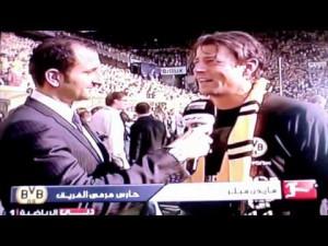 Zwei Englischexperten - Roman Weidenfeller on Dubai Sports