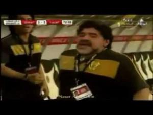 Maradona in Dubai Song /  أغنيه  الاسطوره  مارادونا