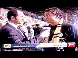 Roman Weidenfeller on Dubai Sports - We have a grandios Saison gespielt - Zwei Englischexperten
