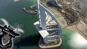 Team BlackSheep in DUBAI