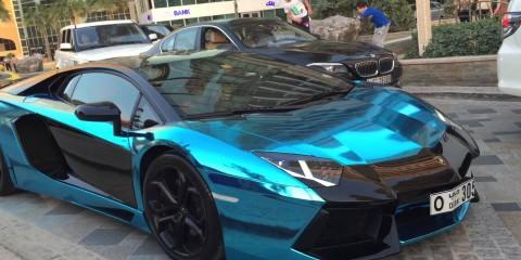UAE Dubai SuperCars 2015