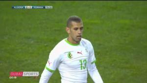 ALGERIA Vs ROUMANIA on DUBAI Sports TV