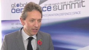 @ Dubai Air Show: Interview with Andrew Greenhalgh [Surrey Satellite Technology Ltd]
