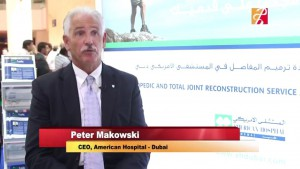 Arab Health TV 2016 - American Hospital Dubai