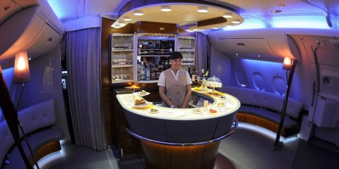 Trip report: Emirates A380 business class Brisbane to Dubai (fantastic!)