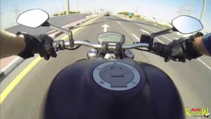 2015 Ducati Monster 821 Dark - AutoReview - Dubai (Episode 4) [ENG]