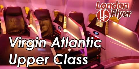 [HD] Virgin Atlantic 'New' Upper Class | London to Dubai | A330 | londonflyer