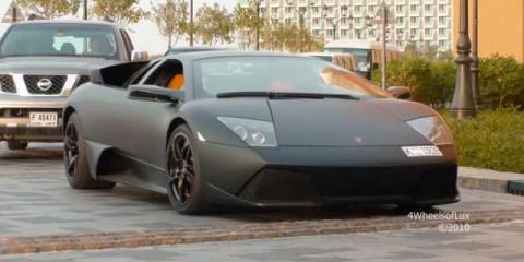 Amazing Cars of Dubai
