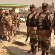 Karachi , Ranger issue to be solved in Dubai