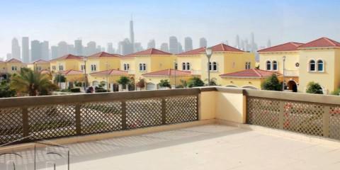 Regional, Jumeirah Park Dubai, UAE PHD1024507