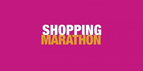 Lilly Ghallichi - Pernia Qureshi - Buthaina Al Raisi - Shopping Marathon