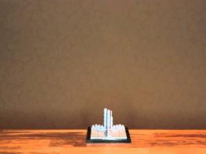 LEGO Architecture Burj Khalifa in Dubai