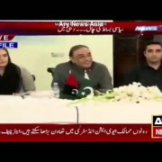 Ary News Headlines 24 July 2016 - PPP High Level Conference in Dubai who Will Support