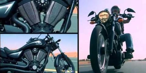Victory Motorcycles - Vegas Zach Ness (Arabic)
