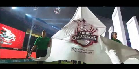 PSL Opening Ceremony in Dubai