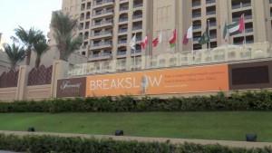 BreakSlow Video Press Release