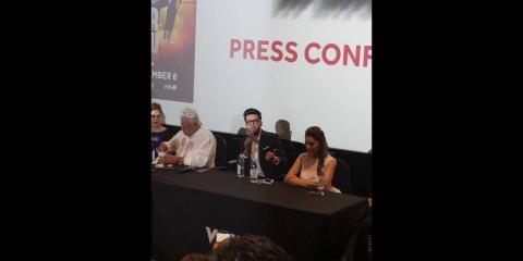 Actor in Law Press Conference, Vox Cinemas, Dubai